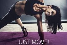 Fit & Fab / Fashions, workout gear and tips to feel fit and look fabulous.