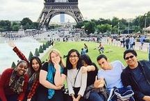 Weekend getaways / On study abroad in Maastricht? There are endless possibilities to travel all over Europe, starting with the weekend! Check out where our students are going on weekends and what the staff recommend!