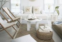 The Look : Coastal Cottage Chic / This months look is centred around our Domino Sofa bed - beautiful and elegant it is the perfect place to sit back and relax. So with those holiday thoughts in mind, we thought we would put together some inspirational ideas for turning your home in to a chic coastal retreat! https://www.sofabedsofa.com/domino-sofa-bed