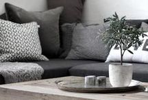 The Look: Shades of grey... / With so many shades of grey and silver to chose  in our fabric range - its little wonder they are among our most popular! Get inspiration for you own grey themed room from our Bridge sofa bedhttps://www.sofabedsofa.com/bridge-sofa-bed