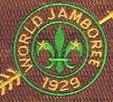 Scout Jamboree Badges etc.