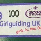 Guiding/Scouting Centenary Badges