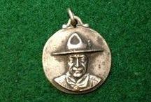Scouting Badges UK etc.