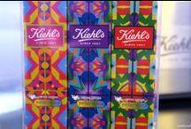 Kiehl's x Peter Max / Colección de navidad de Peter Max para Kiehl's, mascarillas regenerantes y últimas compras.