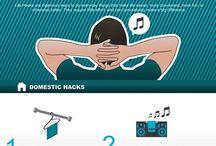 Lifehacks / Hacks