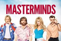 Masterminds (2016) / Popular products from the movie Masterminds (2016)
