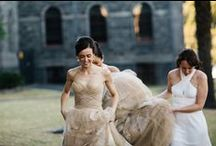 SH BRIDE: KYM & BRAD / Kym and Brad married on a crisp Melbourne day in late Autumn. The whole day embodied romance and old-world elegance. Beautifully documented by The White Tree.