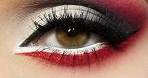 ~ Beauty - Augen Make-up ~ / Hier sammle ich Augen Make-up Inspirationen. beauty - schönheit - makeup - augen - kosmetik - eyes - amu - eyeshadow - eyeliner - lidstrich - eyebrows - augenbrauen