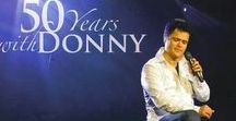 Donny Osmond and Family / Donny and his ever expanding family.