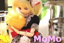 Parabox Momo (1/6 scale) / Parabox Momo head is available at http://parabox.jp/eng_new/para_muffin_momo.html