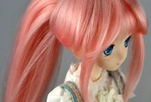 Parabox P-chan (1/3 scale) / Parabox P-chan head is available at http://parabox.jp/eng_new/para_q-pchan.html