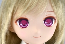 Parabox R-chan (1/3 scale) / Parabox R-chan head is available at http://parabox.jp/eng_new/para_q-pchan.html