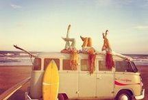 Summer dreamin' ☼ / by Annie Yan
