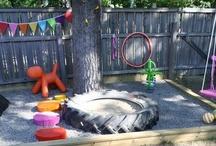 Child-Friendly Garden