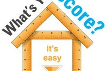 Self-assessment Home Audits / by E-Conservation Home Energy