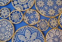 Stitchery / Yarn, stitches, projects / by Anna-Laura Hocker