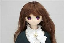 Parabox Hime-Ane  (1/3 scale) / Parabox Hime Ane head is available at http://parabox.jp/eng_new/para_hime_ane.html