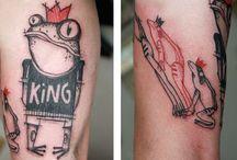 Beautiful Ink. / Tattoos I like, tattoos I want, Tattoos I'll one day have.