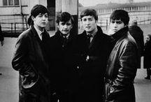 The Beatles  / Banda de rock dos anos 60