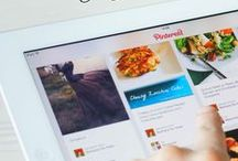 Pinterest Marketing / Pinterest marketing tips and tools for businesses - a great, visual platform!