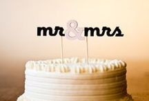 Wedding Cakes  / Delicious and decadent cake and dessert ideas from the UK's leading wedding experts | www.UKAWP.com