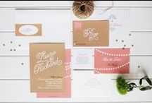 Wedding Stationery / Paper and stationery prettiness from the UK's leading wedding experts | www.UKAWP.com