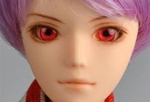 Parabox Miroku (1/6 scale) / Parabox Miroku heads are available at http://parabox.jp/eng_new/para_miroku.html
