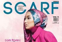 SCARF Magazine / Say 'Hi!' to our cover! | fanpage fb: SCARF Magazine | twitter : @ScarfMagazine | instagram : Scarf_Magz