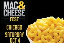 Mac and Cheese Fest 2014 / Event Date: October 4, 2014 Location: Chicago, IL @ UIC Forum