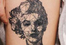 Projetos para experimentar / Tatuagens!