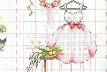 Cross Stitch Dress