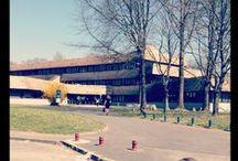 L'UPPA / le Campus / L'ENSGTI sur le campus de l'Université de Pau et des Pays de l'Adour