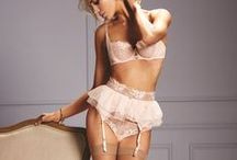 Lingerie / A collection of beautiful lingerie