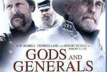 Gods and Generals / Et Gettysburg Ou la guerre de Sécession vue par le Sud