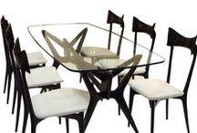 Mid Century Table Art