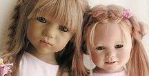Baby/Little girl looking dolls