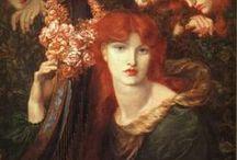 Dante Gabriel Rosseti