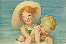 Jessie Wilkox Smith / American illustrator (1863-1935 )