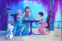 ♫♪Let it go bc I've got a dream♪♫ / Tangled & Frozen pics ♥ One of my fav Disney movies :33 Enjoy it ^^