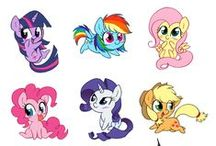 Ponies? Ponies.  / Maybe ponies will be our always♥