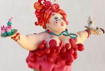 Natalia Da Silva - Tower cakes / Cake designer from Uruguay