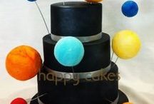 3+ ~ tier ~ cakes / Many are nice , some are artistic , some are Kitsch