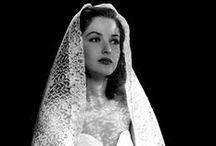 Vintage brides (and grooms)