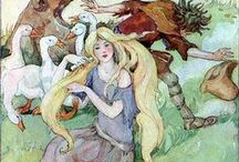 Anne Anderson / Scottish illustrator , 1874 -193?