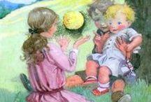Honor  Charlotte Appleton / English illustrator. 1879 - 1951