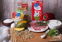 Наши продукты / Продукты Valio, которые можно купить в России