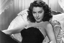 Ava Gardner / The epitome of class , Ava Lavinia Gardner (December 24, 1922 – January 25, 1990) . American actress.