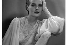 "Frances Farmer / Frances who? A curtain of silence has been rung down on one of America's greatest talents. When she flashed across the Hollywood screen, she became known as ""the American Garbo"". Today her movies are never shown on television or in the theatres. What happened to Frances Farmer?  (1913 - 1970 )"