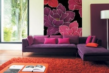Luxury Living Room Decorating Design Ideas / by Sushil Jain