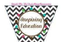 Inspiring Education / by Dinah Ely The Traveling Classroom